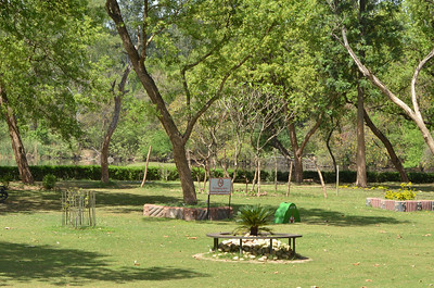 Chattbir Zoo - Chandigarh