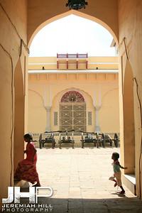 """The Follower"", Jaipur, Rajasthan, India, 2007 Print IND3917-017"