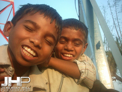 """The Buddha Boys Of Bodh Gaya"", Bodh Gaya, Bihar, India, 2005 Print INDIA8-66"