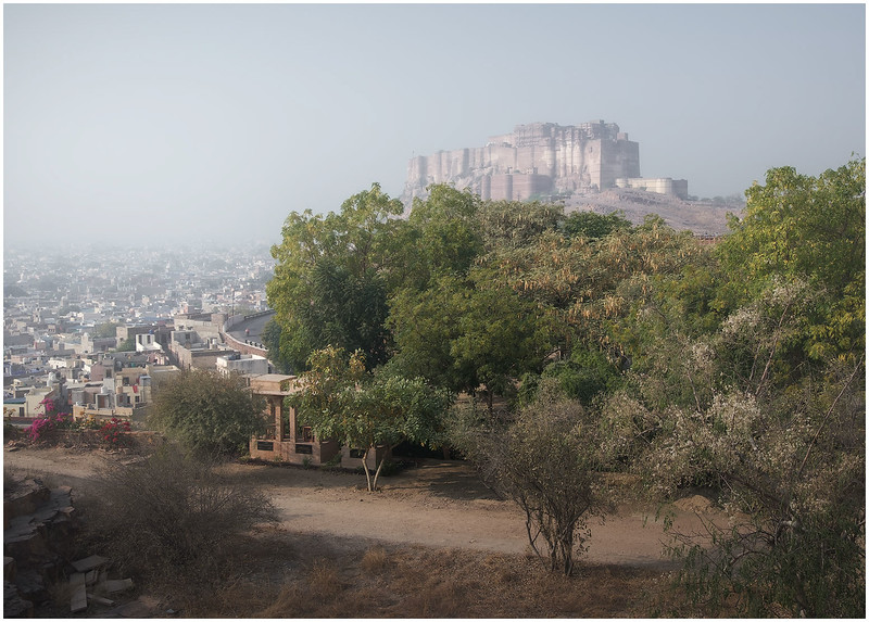 Fort And City of Jodhpur