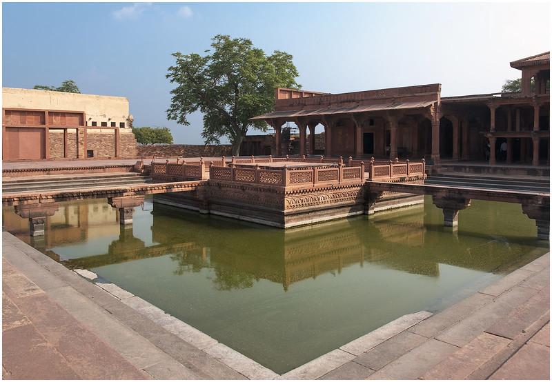 Ornamental Pool