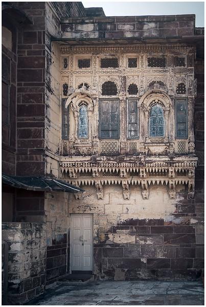 Neglected Palace