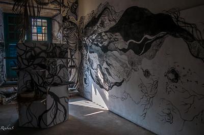 Kochin Biennale 2016/17, Cochin , India