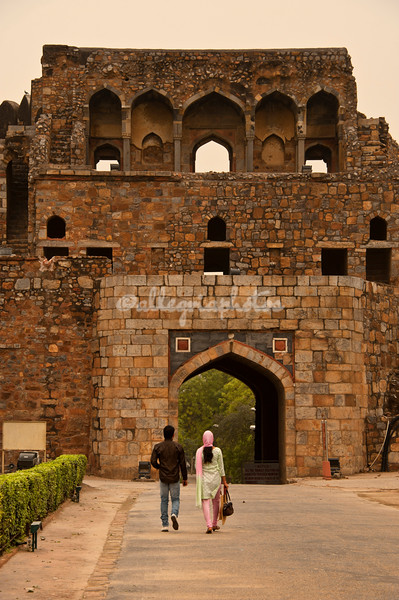 Old Fort, Delhi, India