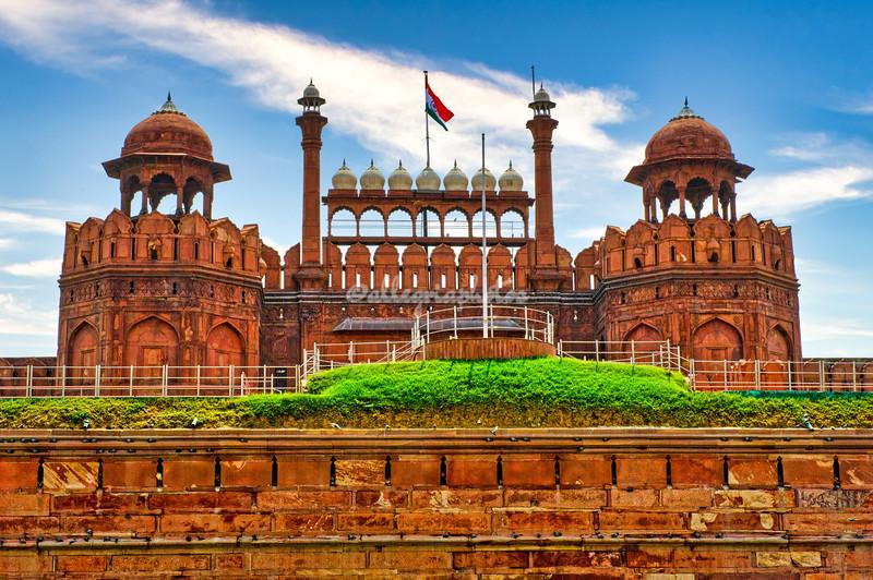 Red Fort, Delhi, India