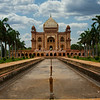 Safdarjang's Tomb, Delhi, India