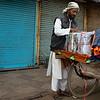 Street vendor, Delhi