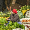 Vegetable seller, Delhi