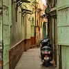 Delhi alleyway