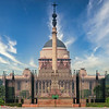Presidential Palace, Delhi, India