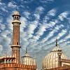 Jami Masjid Mosque, Delhi