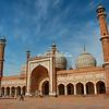 Jami Masmid Mosque, Delhi, India
