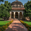 Tomb of Sikander Lodhi, Delhi, India