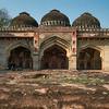 Bada Gumbad Mosque, Lodhi Gardens, Delhi, India