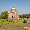 Sheesh Gumbad, Delhi, India