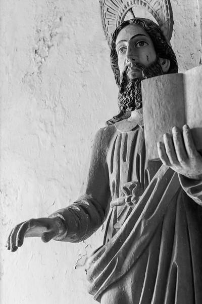 Statue of Christ, Old Goa