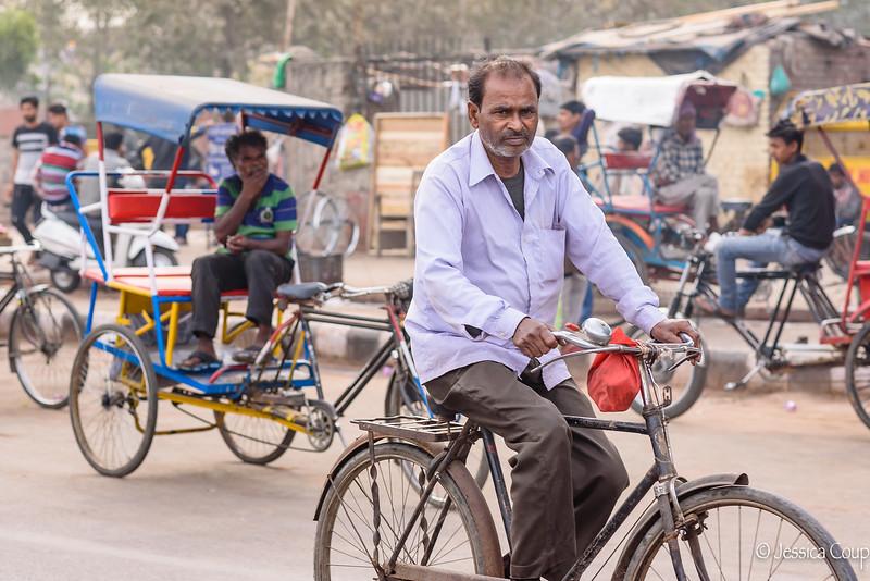 Chaos of Bikes