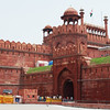 Entrance to the Red Fort