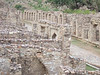 Ruins of Bhangarh. This is the village, market place area.