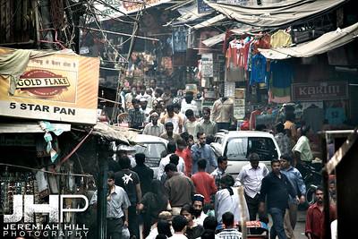 """""""Delhi Street #1"""", Delhi, India, 2007 Print IND3118-010"""