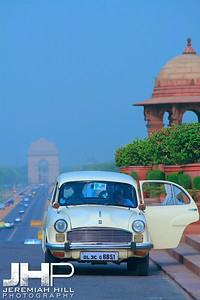 """Ambassador"", National Parliament, Delhi, India, 2007 Print IND3612-179"
