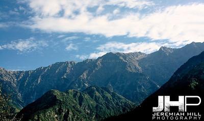 """Mountain View #1"", Dharamsala, Himichal Pradesh, 2007 Print IND3913-061V2"