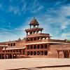Panj Mahal in Fatehpur Sikri