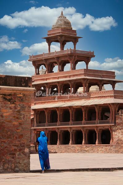Fathpore Sikri, Agra, India