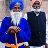 Two old gentlemen