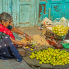 On the streets of Old Delhi