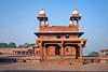 Fatehpur Sikri's Jama Masjid. - Fatehpur Sikri, Uttar Pradesh
