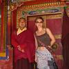 В монастыре Ламаюру
