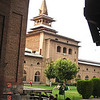 Шринагар. Мечеть