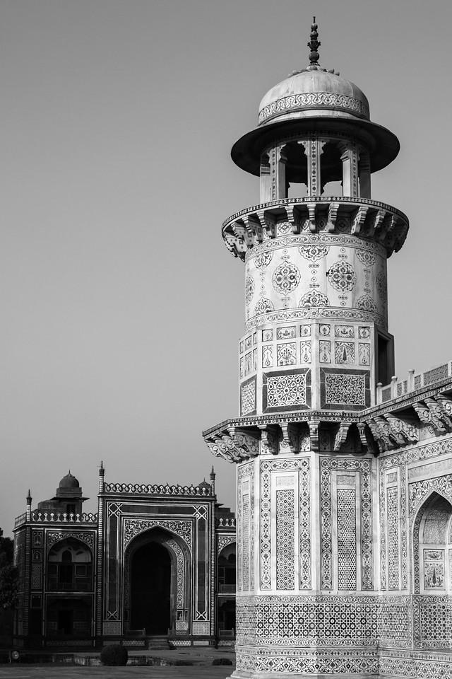 Itimad-ud-Daulah, Agra, Uttar Pradesh