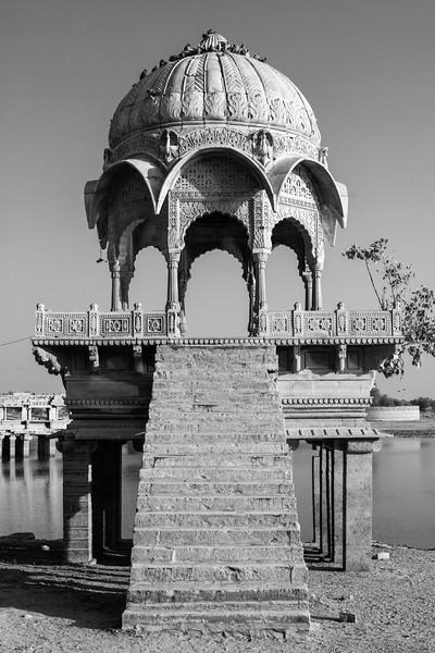 Gadi Sagar, Jaisalmer, Rajasthan