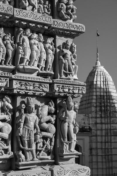 Eastern Group of Temples, Khajuraho, Madhya Pradesh