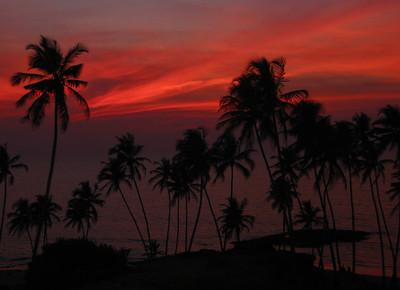 Goan sunsets