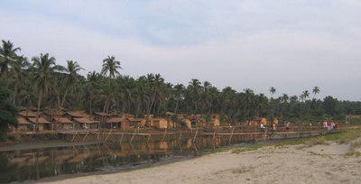 Mandrem Beach Hut Resort