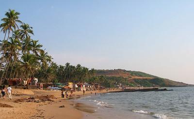 Anjuna Beach, Market Day