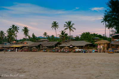 Patnem Beach, Goa, India