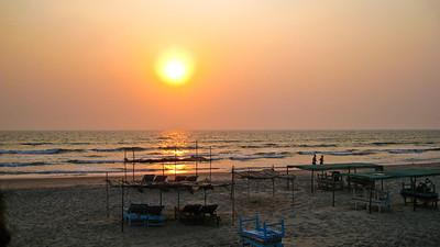 Somewhere in North Goa, India