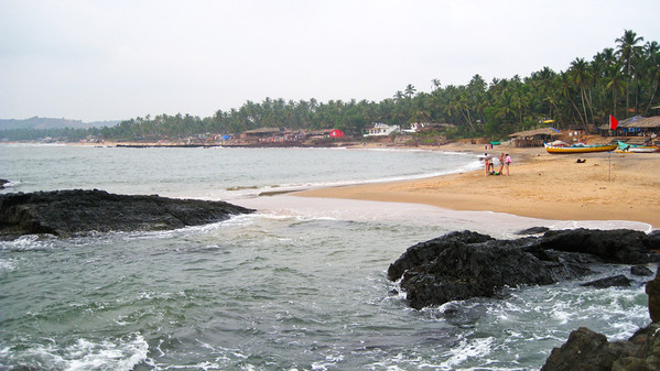 Anjuna, Goa, India