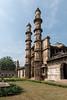 Jami Masjid, mosque and dome, Champaner, Gujarat, India