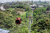 Pavagadh Hill aerial tramway, Gujurat State, India