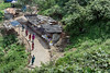 Pilgrim path up Pavagadh Hill #2, Champaner-Pavagadh Archeological Park, Gujurat, India
