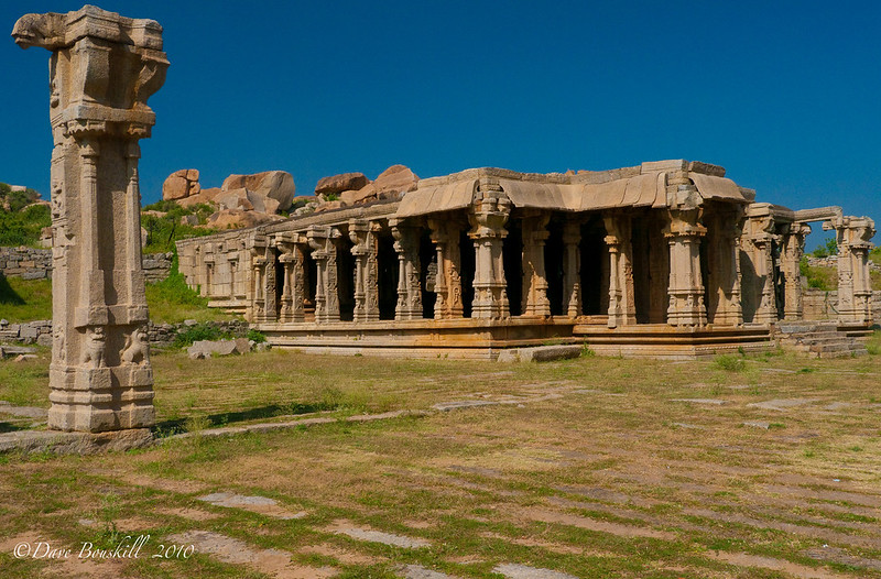 Hampi Ruins of India, a Must see destination
