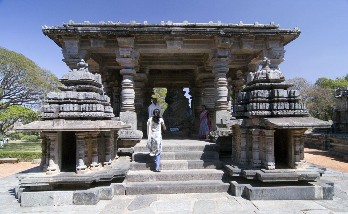Nandi (Bull) Temple.