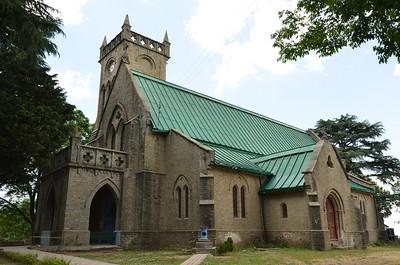 Christ Church Kasauli, Himachal Pradesh - Estd: 1844