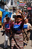 The Tibetan ladies hit the streets for the Panchen Lama