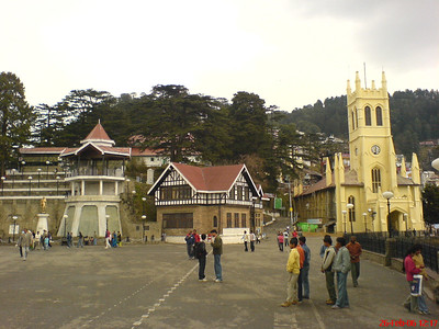 Christ Church Kasauli, Himachal Pradesh - Estd: 1844